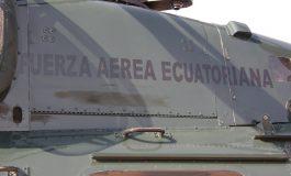 Cae helicóptero militar en Ecuador: 3 muertos