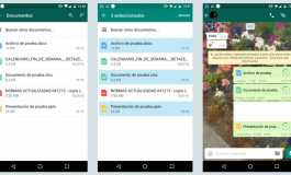 WhatsApp permitirá enviar documentos de Word, Excel y PowerPoint