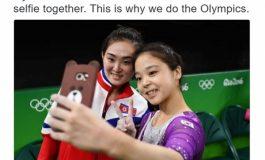 La Histórica Selfie Que Unió A Corea del Norte y Corea del Sur En Los Juegos Olímpicos