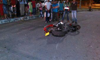 Familiar de víctimas de accidente de tránsito en El Líbano manifiesta que el causante no aparece