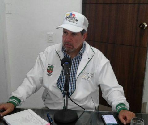 Alcalde Germán Castellanos agradeció a la comunidad del Líbano por su vinculación a las actividades realizadas durante el fin de semana