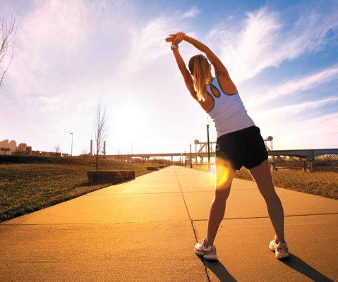 El ejercicio ayuda a tener una vida más sana y saludable