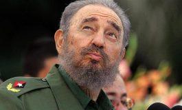 Muere el último  revolucionario Fidel Castro