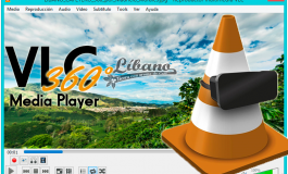 VLC 360 puede reproducir videos y fotos en 360 grados