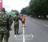 Policía y Ejército custodiarán  los 27 municipios de Caldas en diciembre