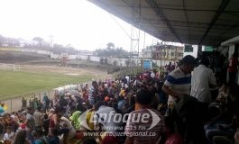 Tolima venció 5 a 0 a Bogotá Fútbol Club en El Líbano