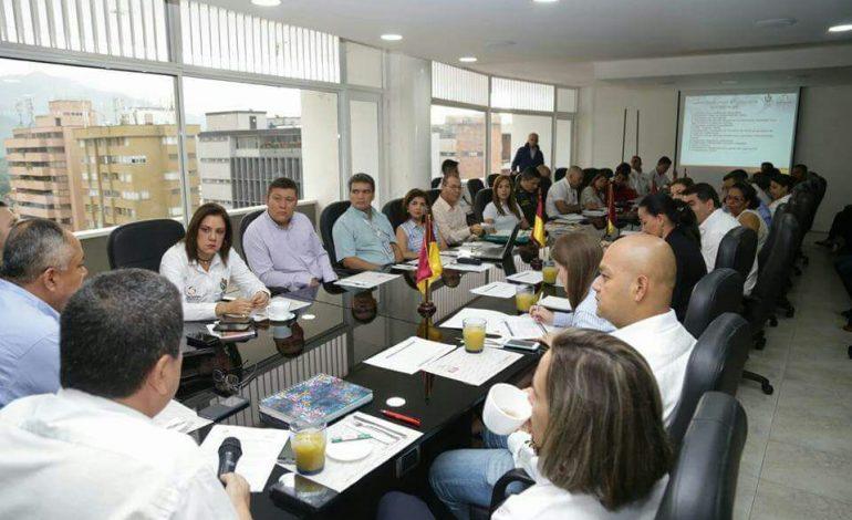 Reunión de Gobernadores Indìgenas