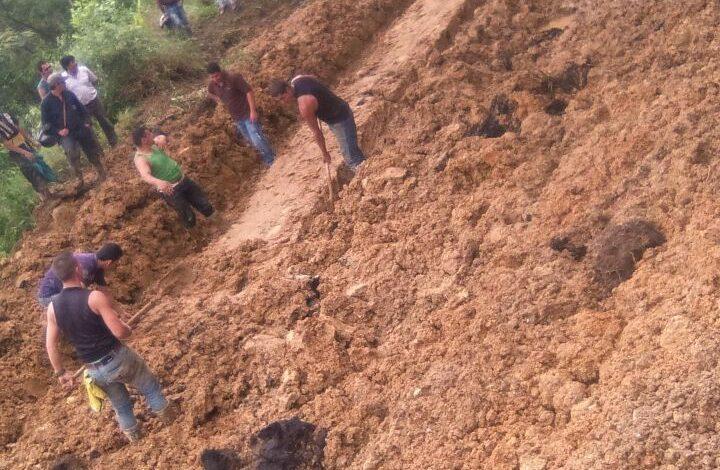 Vías afectadas por el Invierno en el Tolima