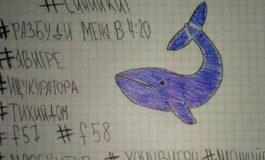 """El peligroso juego de """"La ballena azul"""""""