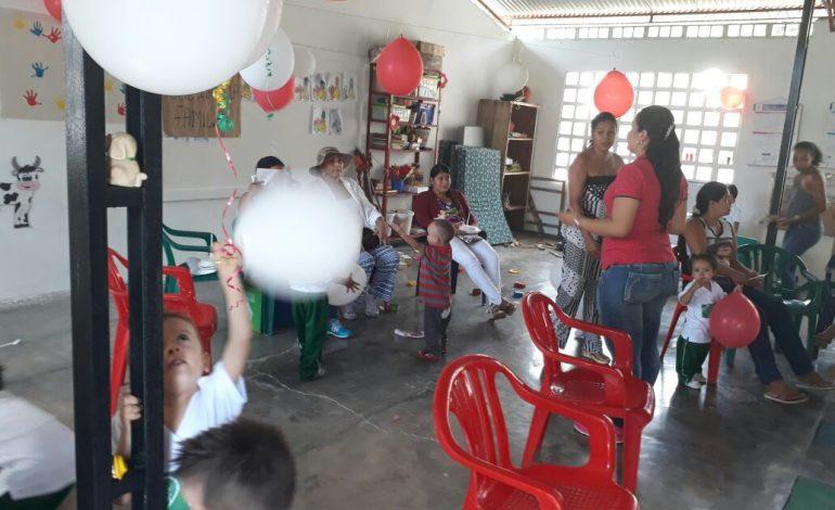 Armero – Guayabal inauguraHogar Comunitario