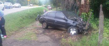 Última hora. Accidente de tránsito en la vía Armero - Ibagué