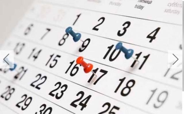 Este sería el calendario para recuperar clases perdidas por paro de maestros