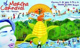 Éxito total en marcha carnaval en Ibagué