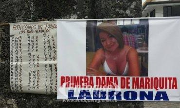 Capturada Esposa del alcalde de Mariquita