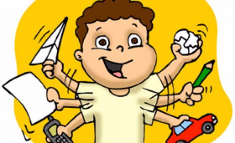 Hiperactividad en los niños