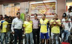 Barra Revolución Vinotinto recibe apoyo económico de la administración municipal