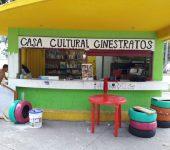 Caseta del parque Andrés López de Galarza será utilizado como centro cultural