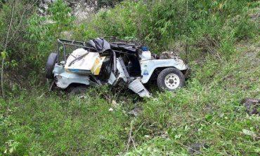 Accidente de tránsito deja un muerto y dos heridos