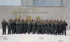 'Por un mes del Amor y la Amistad seguro y en paz' campaña de la Policía  del Tolima
