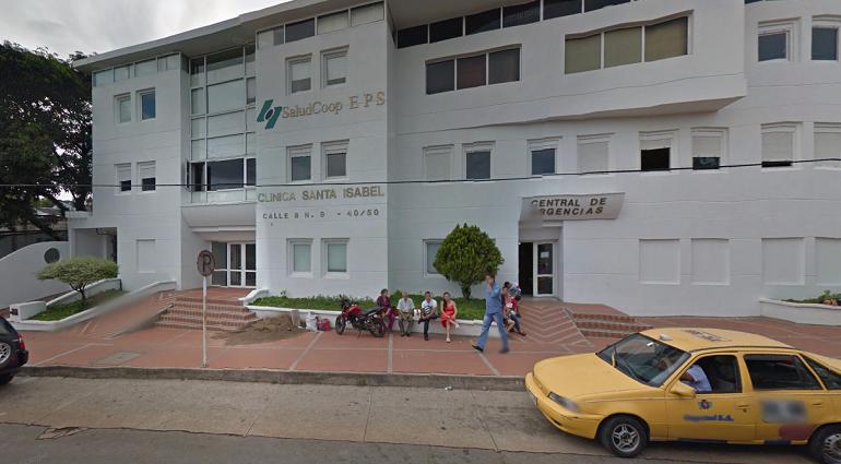 Afiliados a Unitracoop  denuncian que llevan más de 3 meses sin salarios por parte de la clínica de Saludcoop de Florencia