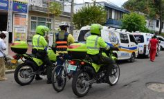 Dirección General de la Policía firmó el convenio de la Policía de Tránsito de Ibagué