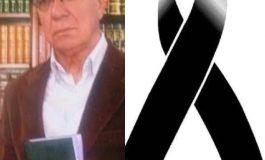 El Líbano está de Luto, murió el periodista y escritor Antonio Echeverry Gil