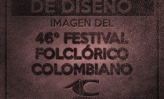 Abierto el Concurso de Diseño Imagen del 46° Festival Folclórico Colombiano