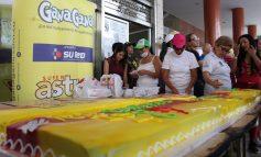 GanaGana entregó 467 regalos en el cumpleaños de Ibagué