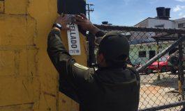11 parqueaderos han sido sellados por no contar con la documentación legal