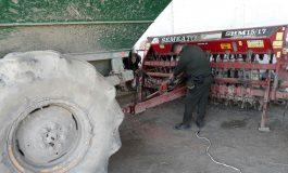 Policía nacional realiza campaña para prevenir el hurto a maquinaria