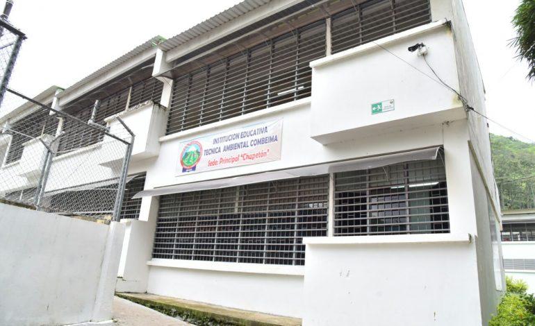 $9.973 millones se invertirán para mejorar infraestructura de colegios Ambiental Combeima y Mariano Melendro