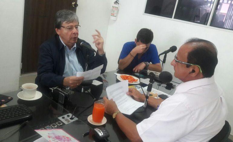 El precandidato presidencial Carlos Holmes habló en exclusiva con Enfoque Regional