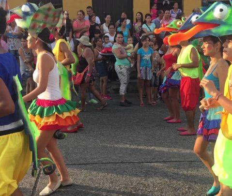 Décimo sexta semana cultural en la Institución educativa Alfonso López Pumarejo