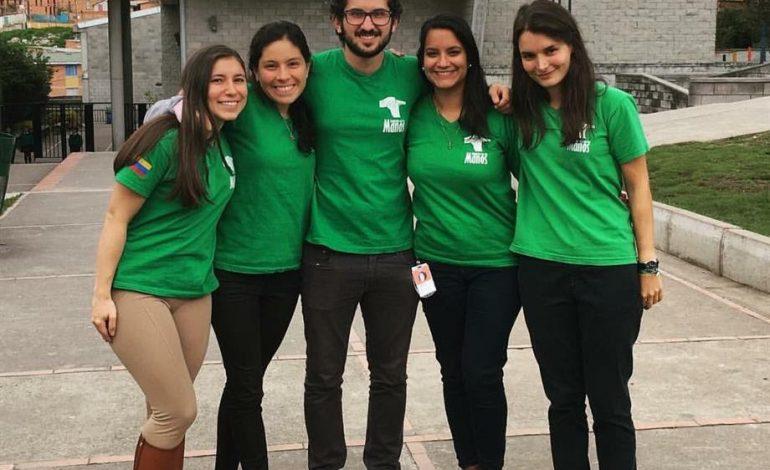Voluntarios colombianos inspiran al mundo en la cumbre One Young World