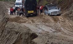 Fuertes afectaciones por las lluvias en el Tolima