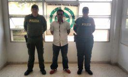 Capturado hombre en Payande por el delito de acto sexual abusivo con menor de 14 años