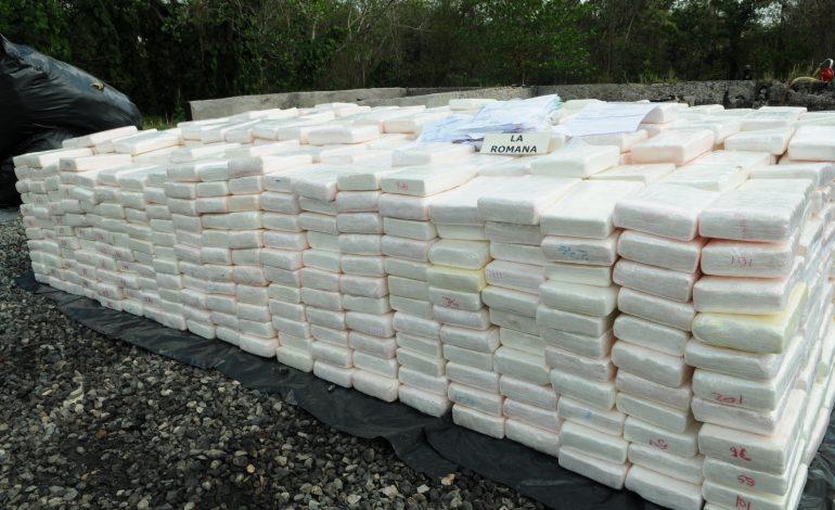 Policía decomisó más de 12 toneladas de cocaína en la incautación más grande en la historia