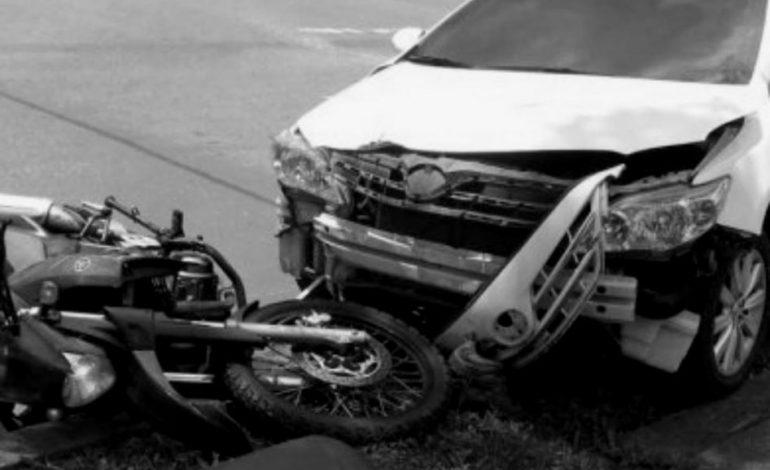 Se redujeron en un 38% los lesionados por accidentes de tránsito en navidad