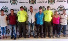 """Desarticulada organización delincuencial denominada """"Los Miquima"""""""
