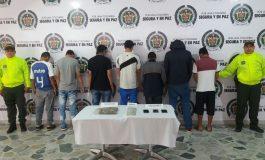 Desarticulan banda delincuencial dedicada al expendio de drogas en el Skate Park