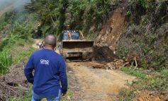 GPAD atiende emergencias invernales en ocho veredas de Ibagué
